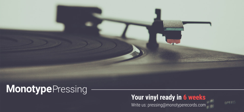 WE PRESS VINYL TOO!